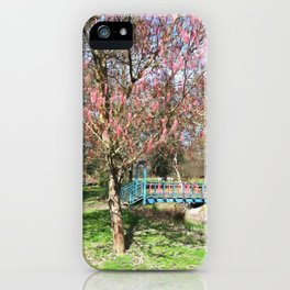 Ashleaf Maple iPhone Case