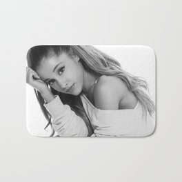 arianagrande tour 2017 ty3 Bath Mat