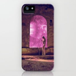 QUEEN OF THE UNIVERSE iPhone Case
