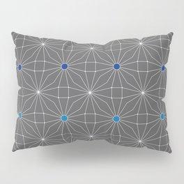 Mesh pattern Pillow Sham