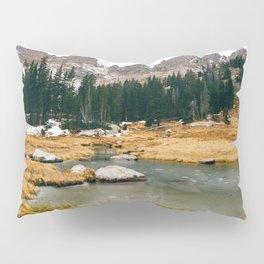 Gore Range – Rocky Mountains Pillow Sham