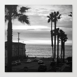 Classic Redondo Beach Canvas Print