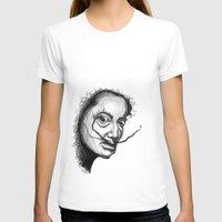 dali T-shirts featuring Dali by Robin Ewers