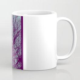 1000 Words on Twilight and Aubergine Coffee Mug