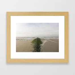 The North Sea Framed Art Print
