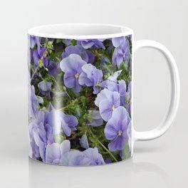 Pansy flower Coffee Mug