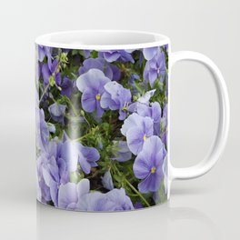 Pansy flower Coffee Mug