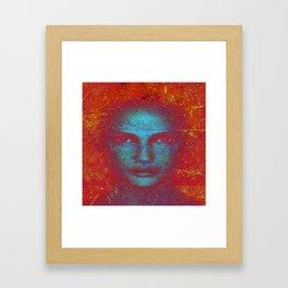 ANDROGYNE Framed Art Print