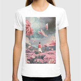 Trying to accept the Distance T-shirt