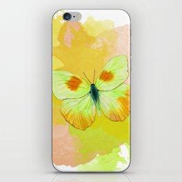 Spotty Sunrise iPhone Skin