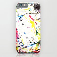 They Enjoy the Color Attack! iPhone 6s Slim Case