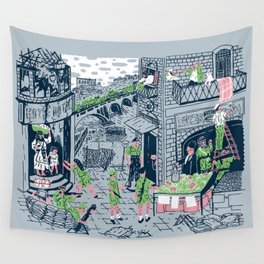 Haifa 1948 Wall Tapestry