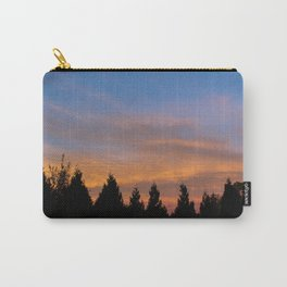 Bellingham, WA November Sunrise 1 Carry-All Pouch