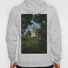 Landscape with Saint Sophia Cathedral in Vologda Hoody