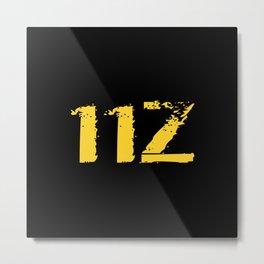 11Z Infantry MOS Metal Print