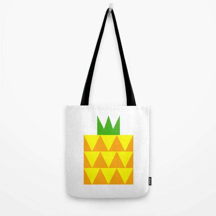 Ong Lai / Pineapple Tote Bag