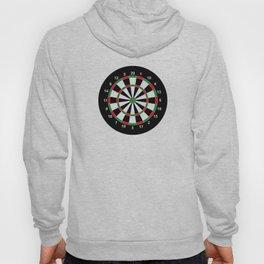 darts game board classic target  Hoody