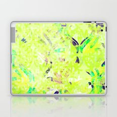 Vintage Wallpaper Laptop & iPad Skin