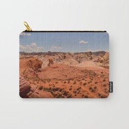 Red Valley II Carry-All Pouch
