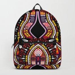GH Motifs in Yoruba Style V Backpack