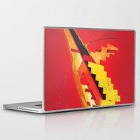 revolution Laptop & iPad Skins featuring Revolution by Andrej Balaz