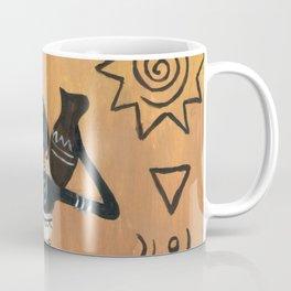 African white Coffee Mug