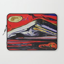 hiding heart Laptop Sleeve