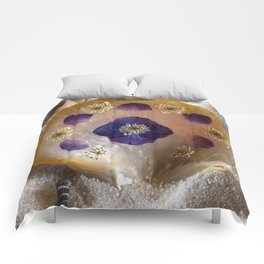 Mother of Pearl Shell Comforters