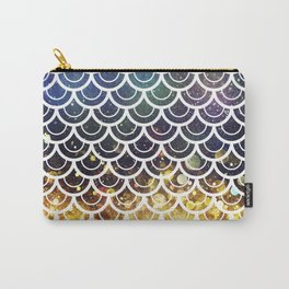 Mermaid Scales Deep Sea Sparkle Carry-All Pouch