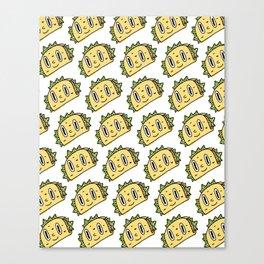 Taco Buddy Canvas Print