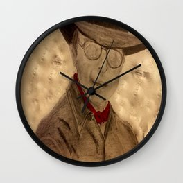 Dr Grant Wall Clock