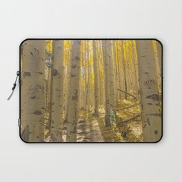 Good Vibes in The Forest Laptop Sleeve