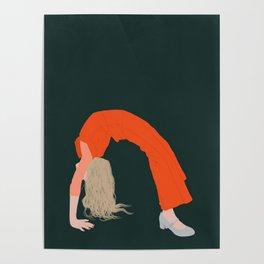 backwards Poster