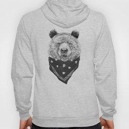 Wild bear Hoody