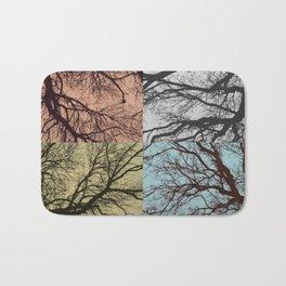 Trees // Squared Bath Mat
