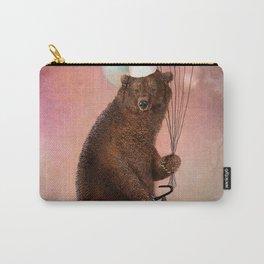 Birthday Bear Carry-All Pouch