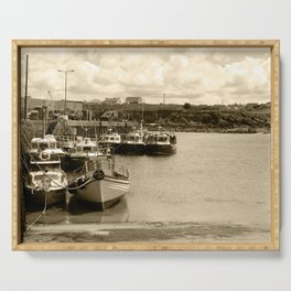 Malin Pier Donegal Tint Serving Tray