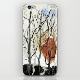Dreams of a Dying Forest iPhone Skin