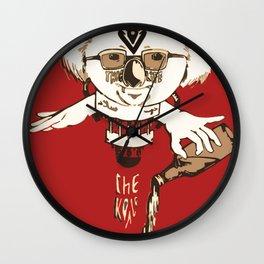 Sober Koala Wall Clock