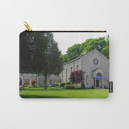 Mother of Sorrows Catholic Church (horizontal) Carry-All Pouch