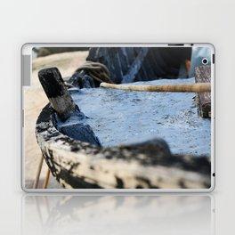 Boat detail Laptop & iPad Skin