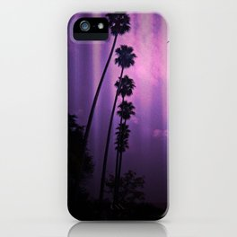 Purple Imagination iPhone Case