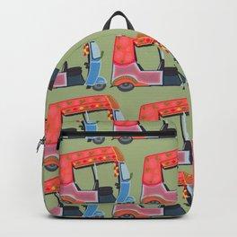 Rickshaw Fever Backpack