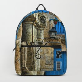 Cuba architecture Backpack