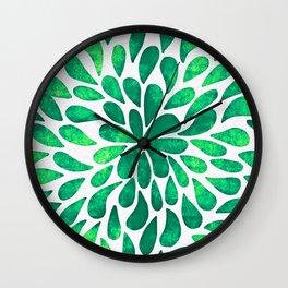 Garden Lydia V Wall Clock