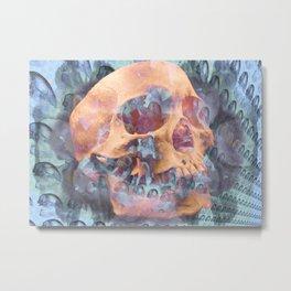 Death of a Galaxy Metal Print
