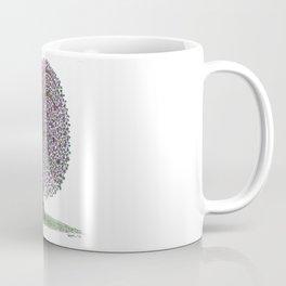 A tree of legend Coffee Mug