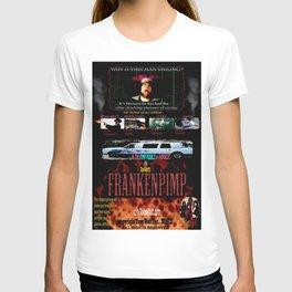 Frankenpimp (2009 ) - 'Original Worldwide Movie Poster' T-shirt