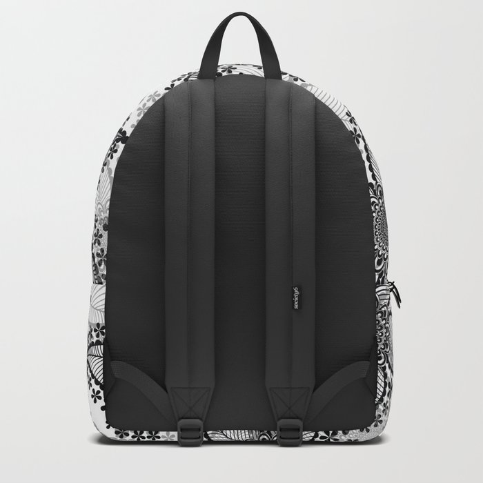 Pattern B 2 Backpack