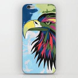 Spirited Eagle iPhone Skin
